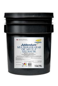 ADDENDUM MULTIGRADE GEAR OIL API GL-5 SAE 80W-90