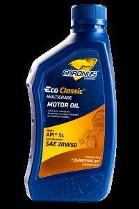 ECO CLASSIC SYNTHETIC BLEND MULTIGRADE MOTOR OIL API SL SAE 20W-50