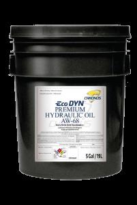 ECO DYN PREMIUM AW HYDRAULIC OIL 68