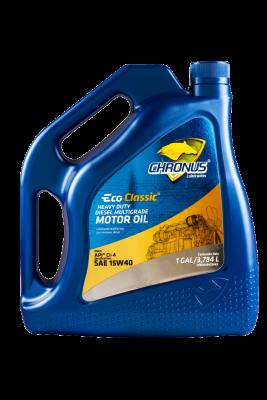 ECO CLASSIC HEAVY DUTY DIESEL MULTIGRADE MOTOR OIL API CI-4 SAE 15W-40