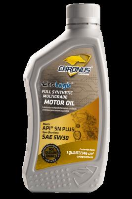 ECO LOGIC MULTIGRADE MOTOR OIL API SN PLUS SAE 5W-30